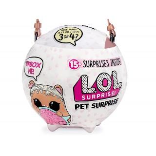 LOL Surprise Biggie Pet MC Hammy - Хомяк