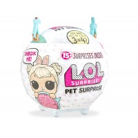 LOL Surprise Biggie Pet Cottontail Q.T. - Кролик