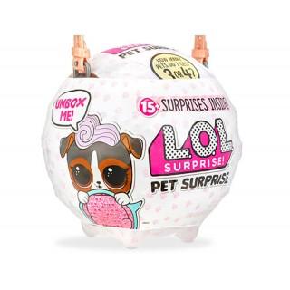 LOL Surprise Biggie Pet D.J. K9 - Щенок Диджей
