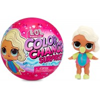 LOL Color Change Doll - Кукла, меняющая цвет