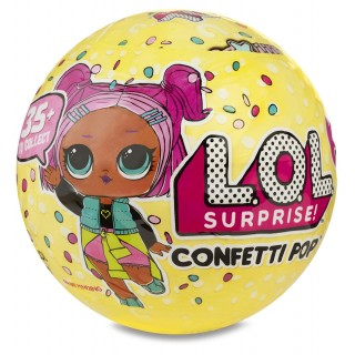 Кукла L.O.L. Surprise Confetti Pop