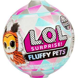L.O.L. Fluffy Pets Winter Disco