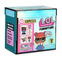 Набор LOL Surprise Furniture S3 Класс Умницы