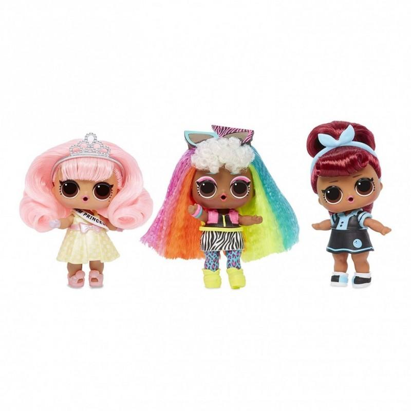 L.O.L. Hairgoals Makeover 2 волна купить в интернет ...