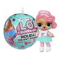 LOL Surprise Holiday Present - Новогодний Лук