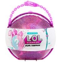 Набор L.O.L. Purple Pearl Surprise Жемчужина розовая