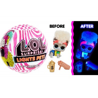 LOL Lights Pet Doll Светящийся Питомец