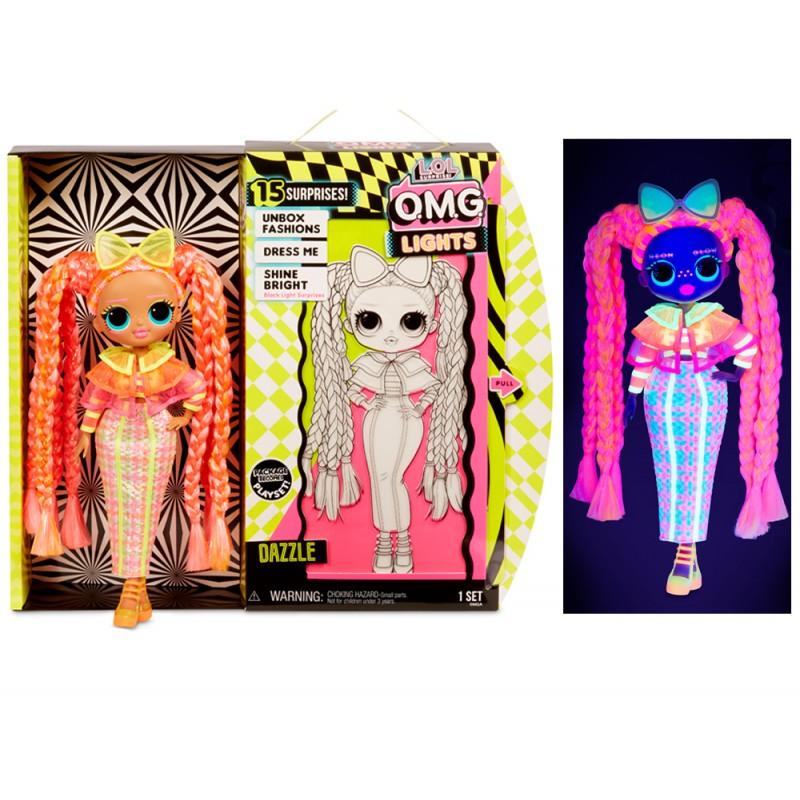 LOL OMG Lights Dazzle светящаяся кукла Дезл купить в ...