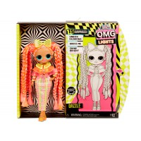 LOL OMG Lights Dazzle светящаяся кукла Дезл