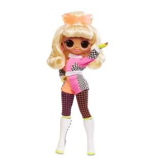 LOL OMG Lights Speedster светящаяся кукла Гонщик