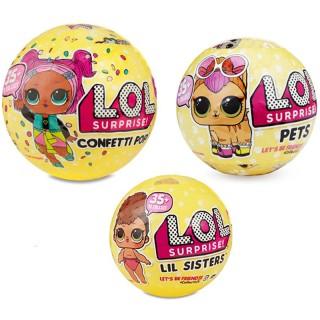 Игровой набор с Куколками L.O.L. всё включено