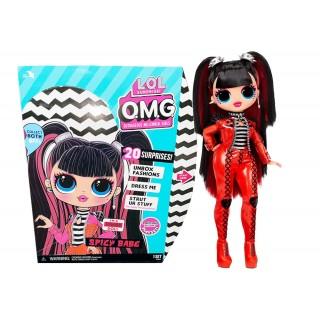 Кукла LOL OMG Spicy Babe Перчинка