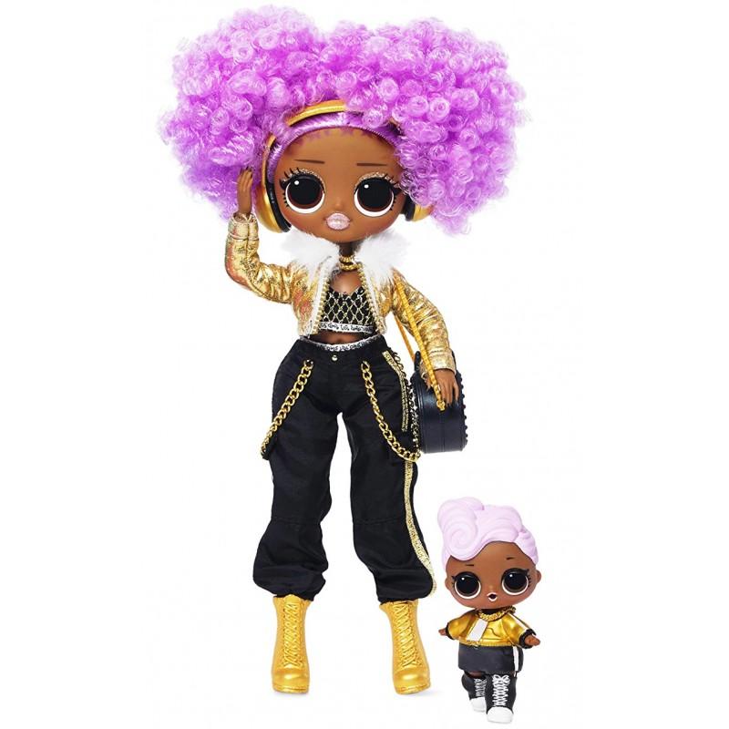 Кукла L.O.L. OMG Winter Disco 24K D.J. купить в интернет ...