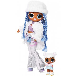 Кукла L.O.L. OMG Winter Disco Snowlicious