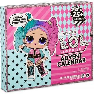 Набор LOL Адвент Календарь Модный образ c куклой
