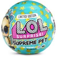 Кукла L.O.L. Surprise Supreme Pet (питомцы)