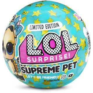 Кукла L.O.L. Surprise Supreme Pet (питомцы)