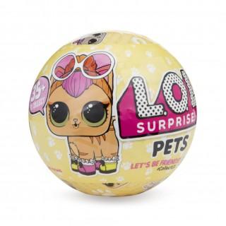 Кукла L.O.L. Surprise Pets (питомцы)