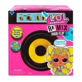 LOL Surprise Remix Hair Flip Сюрприз с волосами