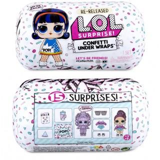Набор LOL Surprise Under Wraps - Конфетти