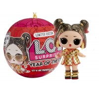 Набор LOL Surprise Year of The Ox Doll - Золотая Би-би
