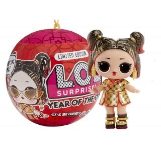 Набор LOL Surprise Year of The Ox Doll - Золотая Би-би