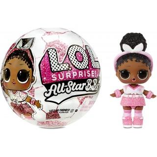 Набор LOL Surprise All-Star B.B.s s3 Футбольная команда