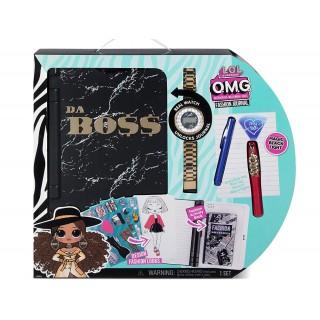 LOL Fashion Journal Da Boss Модный журнал ДаБосс
