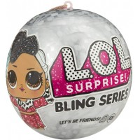 Новогодний шар L. O. L. Surprise Bling Series