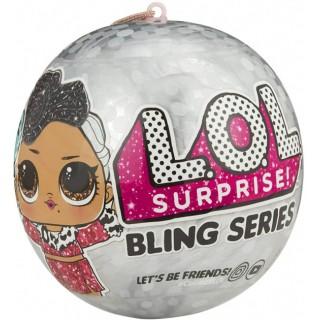 Новогодний шар L. O. L. Surprise Bling Series