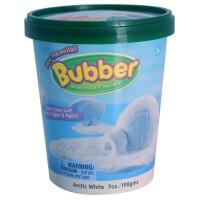 Смесь для лепки Bubber, белая, ведёрко 0,2 кг
