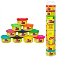 Пластилин Colour Dough 10 mini cans