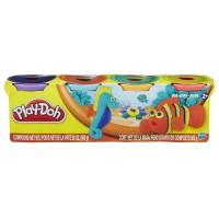 Пластилин Play Doh 4 Немо (560г)