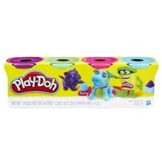 Пластилин Play Doh 4 Питомец (448г)