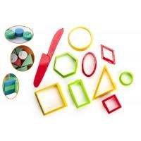 Набор геометрических форм Smart Shapes, Wabafun