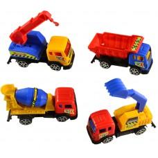 """Машинки """"Super Truck"""" для игры с кинетическим песком"""