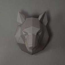 """Паперкрафт """"Волк"""""""