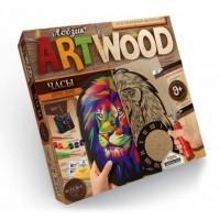 """Art Wood  Часы """"Лев"""""""