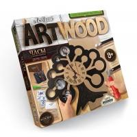 "Art Wood  Часы ""Дерево"""