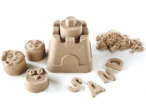 Кинетический песок – волшебная песочница у Вас дома!