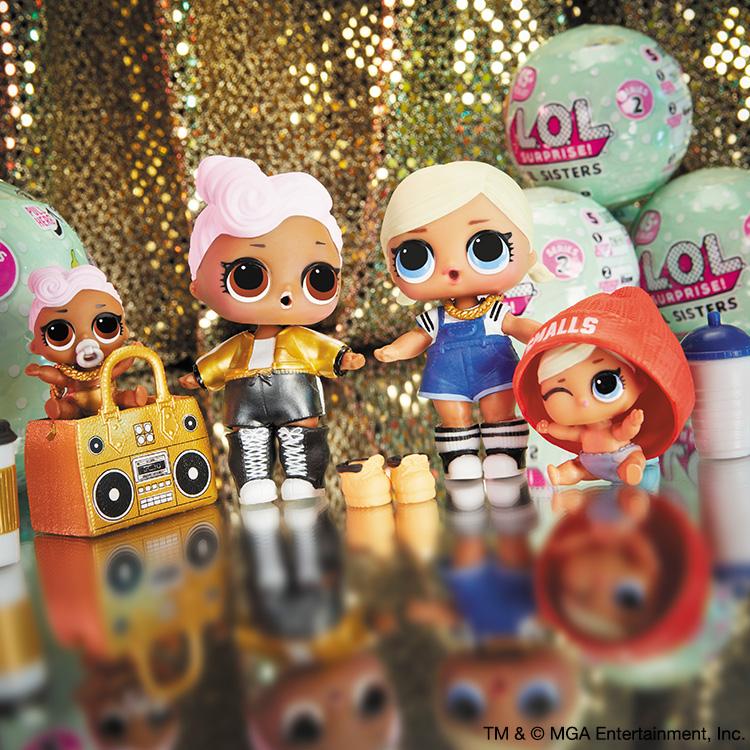 Почему куклы L.O.L. Surprise такие популярные?